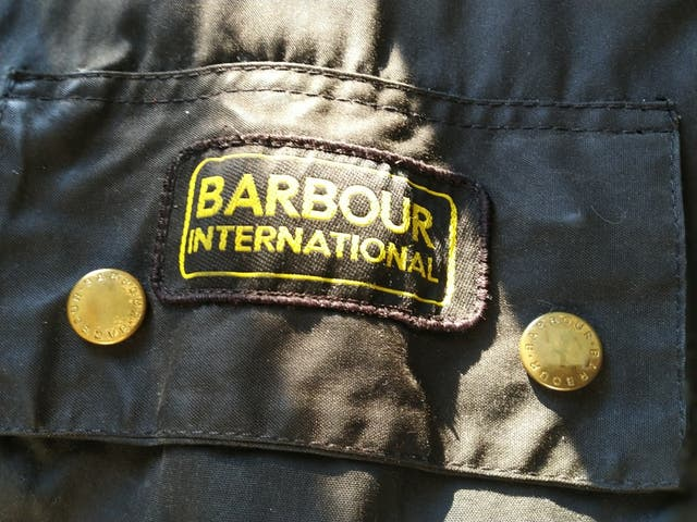 Chaqueta Barbour International