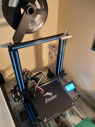 Impresora 3D Ender 3