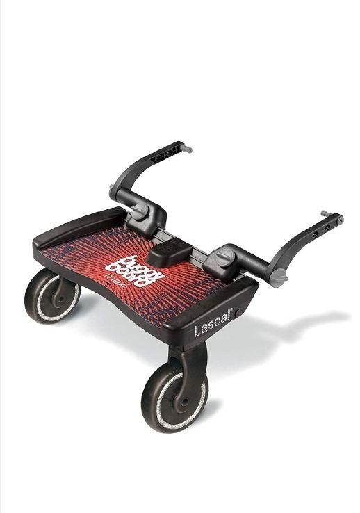 Plataforma con ruedas, Patinete para carro bebé