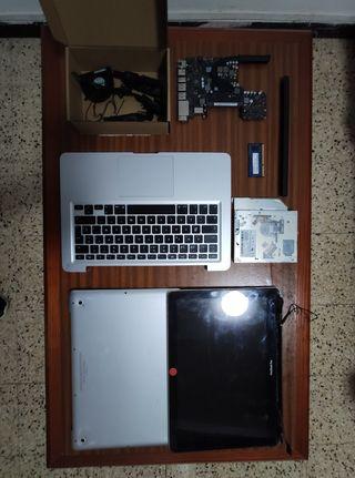 Despiece Macbook Pro 2012