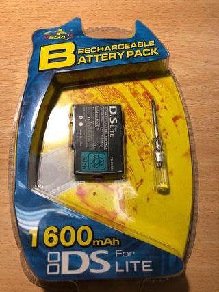 Batería recargable Nintendo DS lite