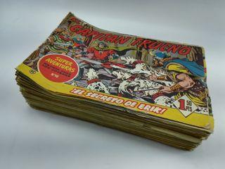 Comics Capitán Trueno Originales 1,50 Pts nº62-158