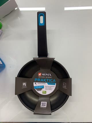 Sartén marca MONIX. Praktica. 20cm
