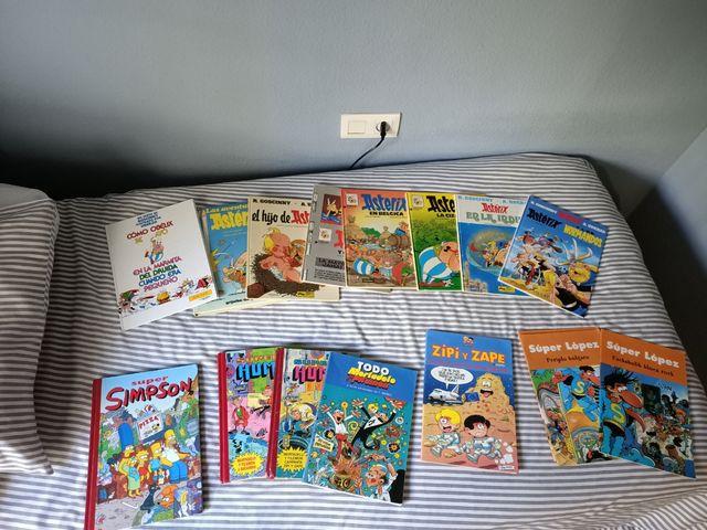 """Venta cómics """"Mortadelo y Filemón"""" y más"""