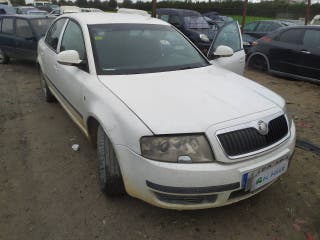 DESPIECE COMPLETO SKODA SUPERB (3U4) 1.9 TDI BPZ