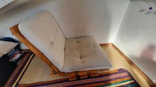 Futón sofá-cama Grankulla de Ikea