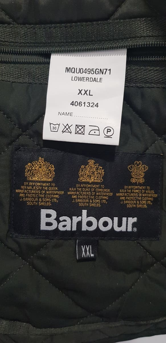 Chaleco BARBOUR