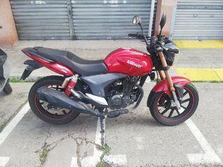 Moto 125cc Benelli Keeway rkv