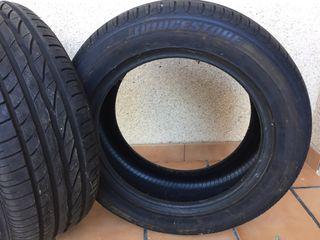 Neumáticos Bridgestone coche. Ruedas 205/55
