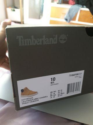 Timberland chico