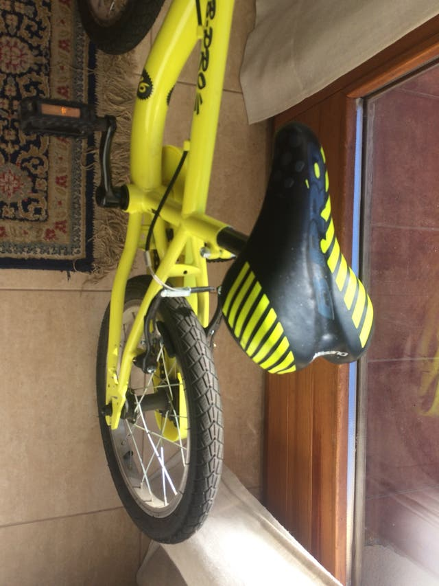 "Bicicleta B-pro 16"""