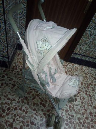 silla de paseo Hello Kitty