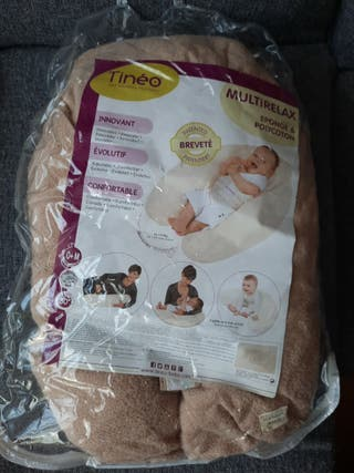 Cojin embarazada/lactancia /bebe
