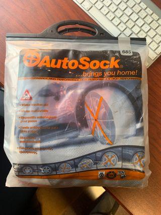Cadenas nieve textiles Autosock
