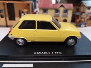 MAQUETA RENAULT 5 1972