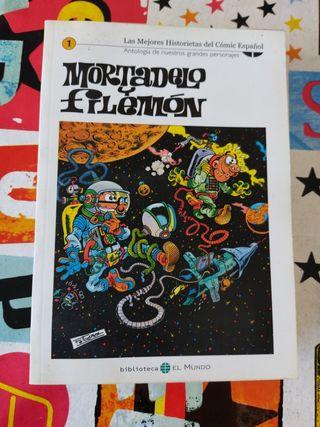 Mortadelo, Zipi y Zape, Sacarino, SuperLopez