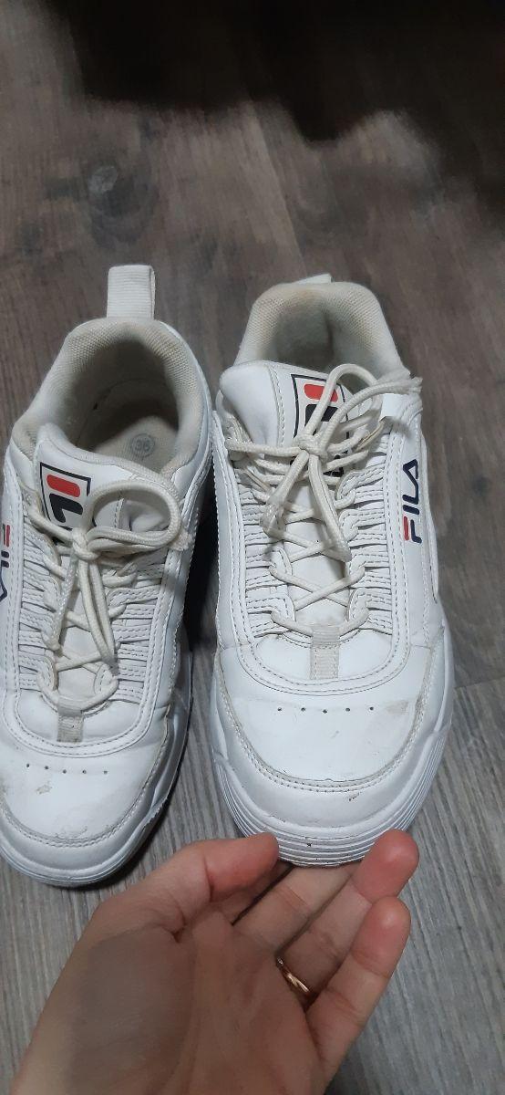 zapatillas/bambas Fila