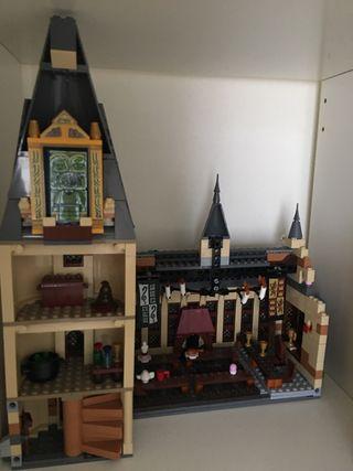 Gran comedor Hogwarts Lego 75954
