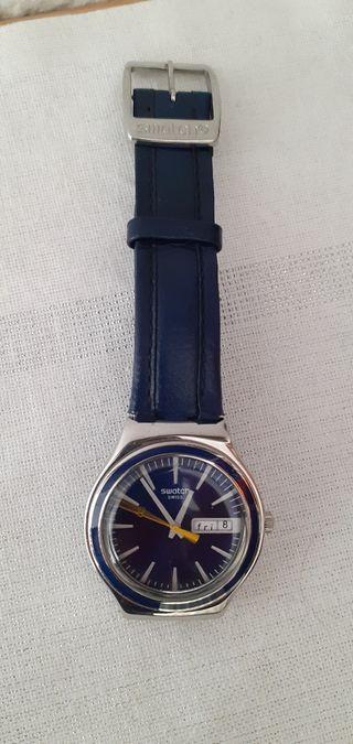 reloj swatch original y en funcionamiento