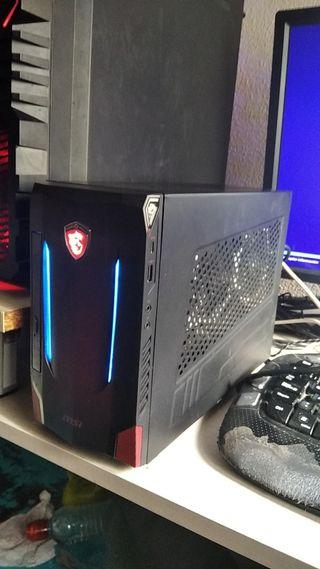 ordenador MSI gaming y ofimática