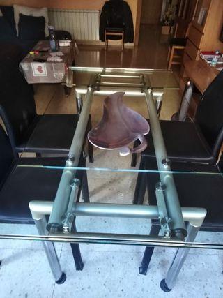 mesa comedor +4 sillas