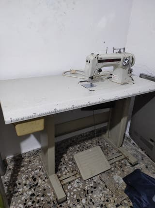 maquina de coser profesional AlFa