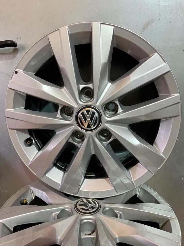 Llantas VW CALIFORNIA