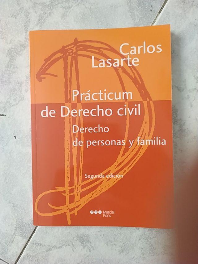 Prácticum De Derecho Civil Derecho De Personas De Segunda Mano Por 4 5 En Madrid En Wallapop