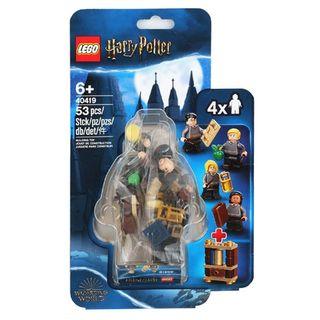 Lego 40419 Accesorios para Alumnos de Hogwarts