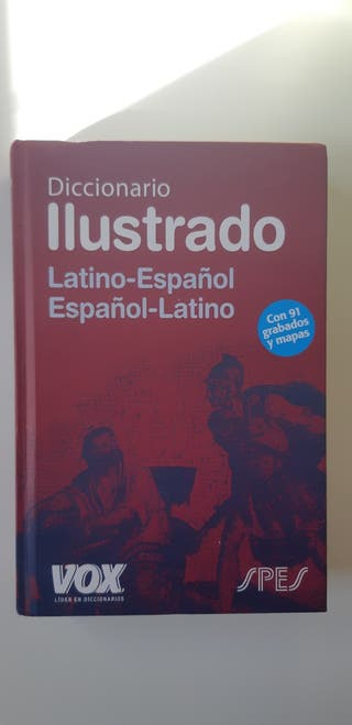 DICCIONARIO ILUSTRADO: LATIN-ESPAÑOL ESPAÑOL-LATÍN