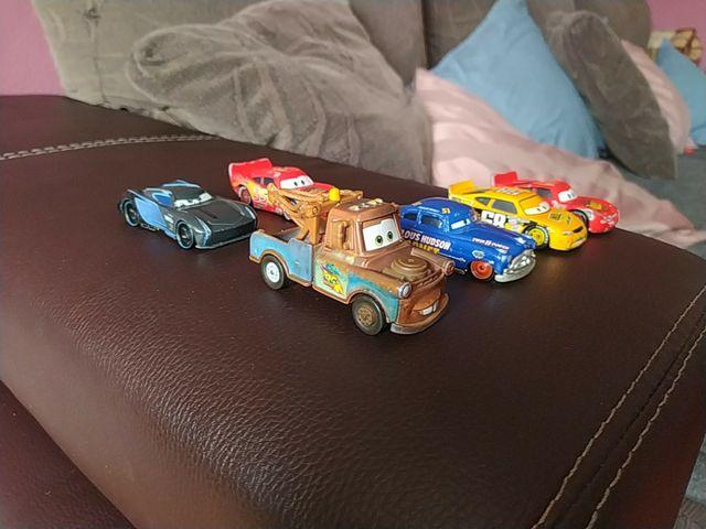 coches película cars