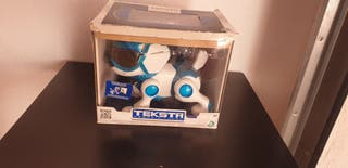 Teksta Perro Robot