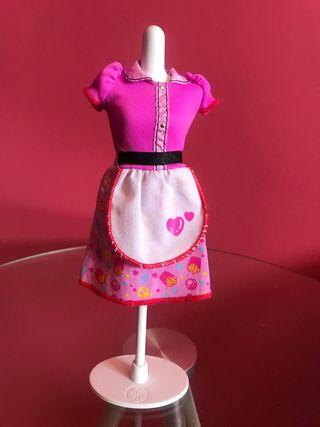 Vestido original Barbies