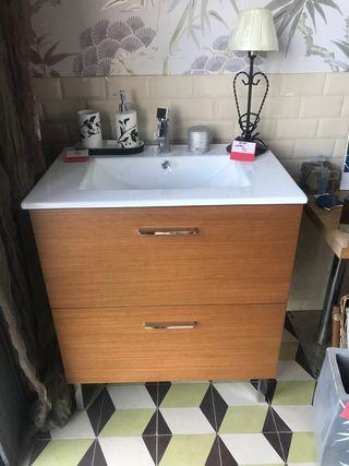 Mueble baño 70 cm