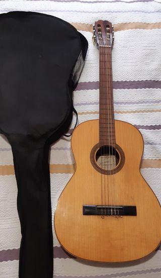 Guitarra española, Guitarra clásica