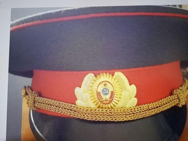 gorra policial rusia