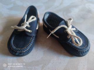 mocasines niño azul marino n. 19
