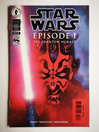 STAR WARS - Episode I - 3 of 4 - First DARTH MAUL