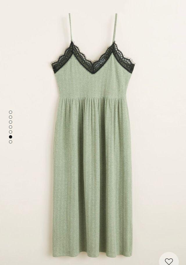 Vestido Mango, talla M
