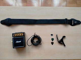 Amplificador Mini Marshall
