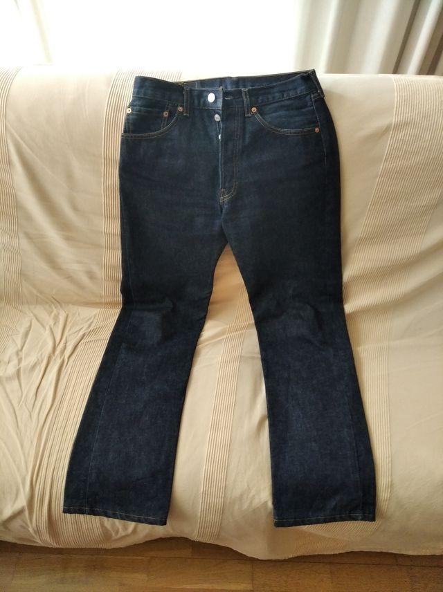 Pantalones Levis 501 Originales De Segunda Mano Por 18 En Barcelona En Wallapop