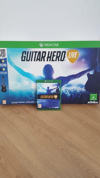 Guitar Hero para Xbox one