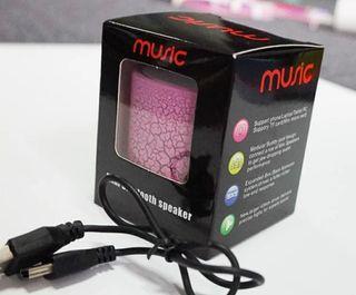 Mini Altavoz Bluetooth inalámbrico