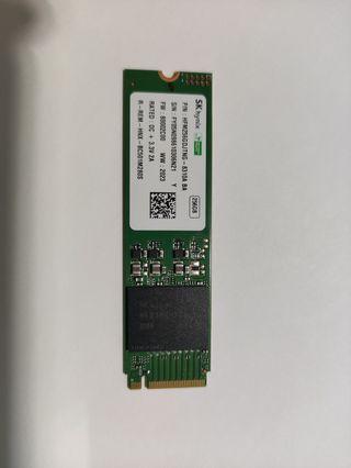 SSD nvme 2 256gb