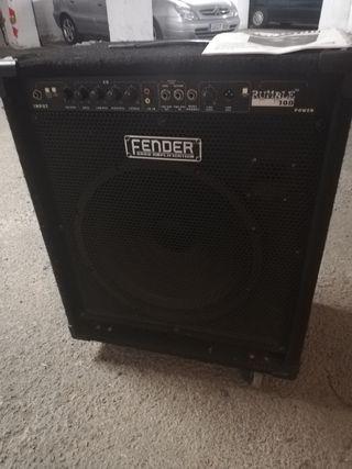Amplificador para bajo fender 100w