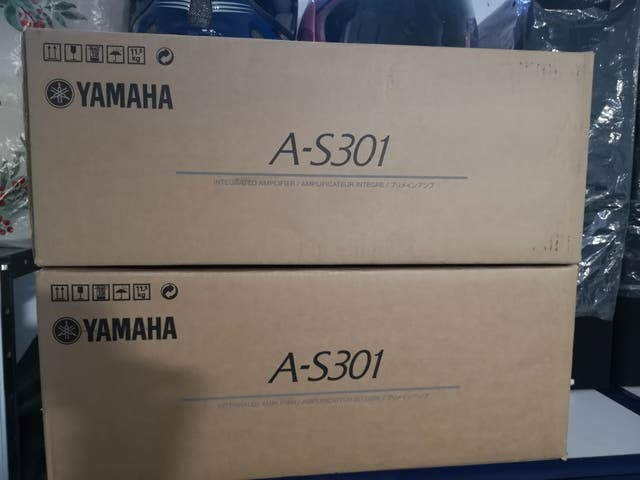 Amplificador A-S301