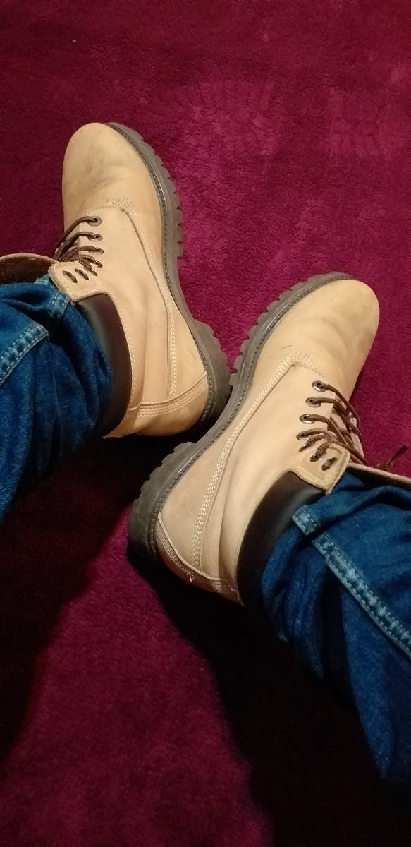 zapatos de hombre. marca timberland.