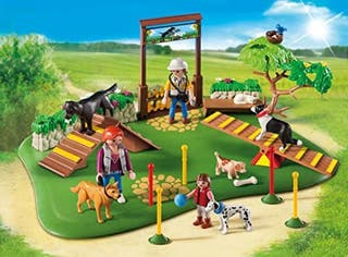 Playmobil 6145 - Superset Parque de Perros -