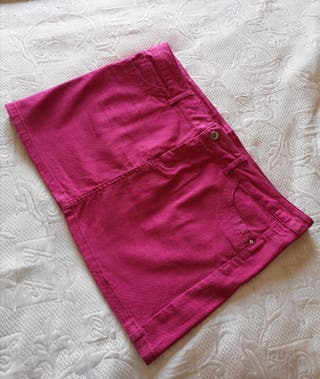 Minifalda Vaquera talla XXL