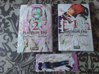 Platinum end, tomos 1 y 2